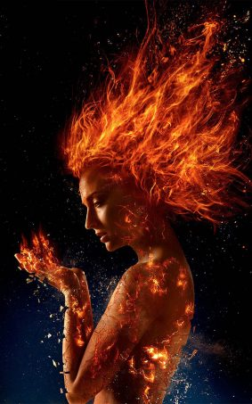 X Men Dark Phoenix HD Mobile Wallpaper
