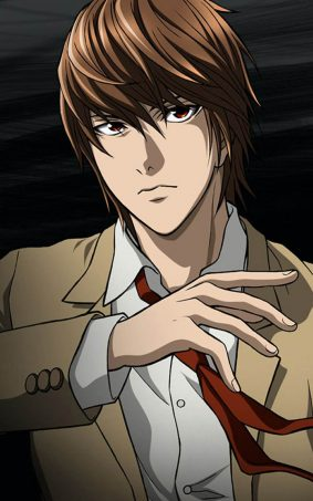 Yagami Light HD Mobile Wallpaper