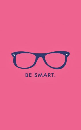Be Smart HD Mobile Wallpaper