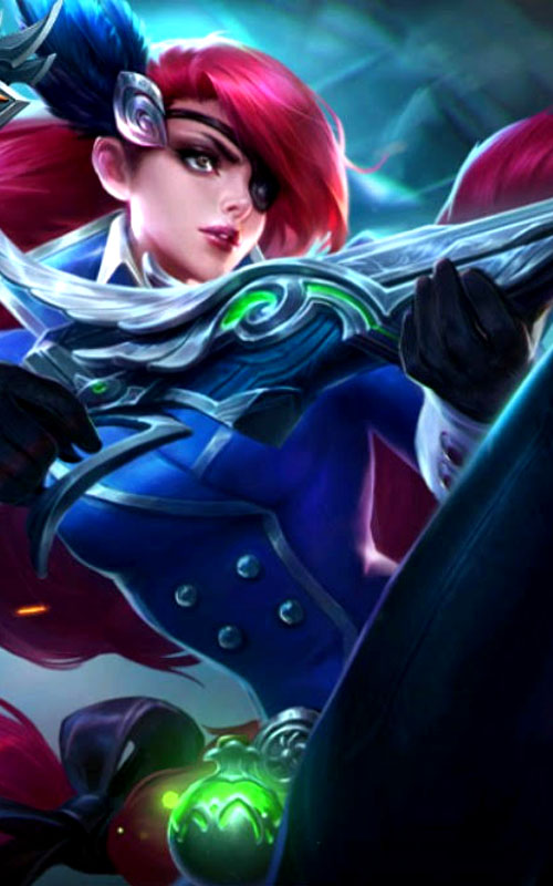 Download Lesley Mobile Legends Free Pure 4K Ultra HD Mobile Wallpaper