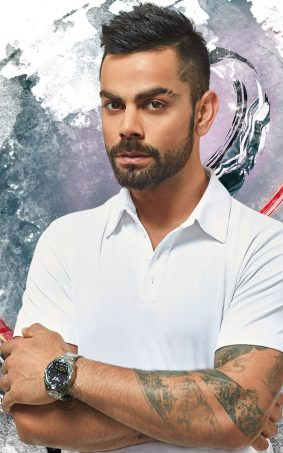Virat Kohli Photoshoot 2018 HD Mobile Wallpaper