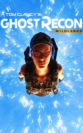 Ghost Recon Wildlands Skydiving HD Mobile Wallpaper