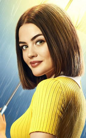Lucy Hale In Life Sentence Series HD Mobile Wallpaper