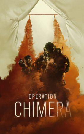 Rainbow Six Siege Operation Chimera HD Mobile Wallpaper