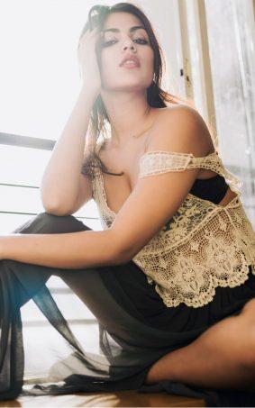 Rhea Chakraborty Hot Photoshoot HD Mobile Wallpaper