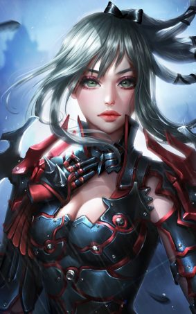 Aranea Highwind Final Fantasy XV HD Mobile Wallpaper