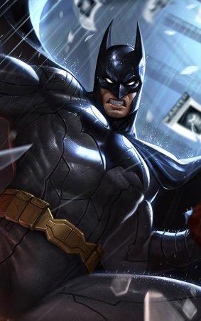 Batman Arena of Valor HD Mobile Wallpaper