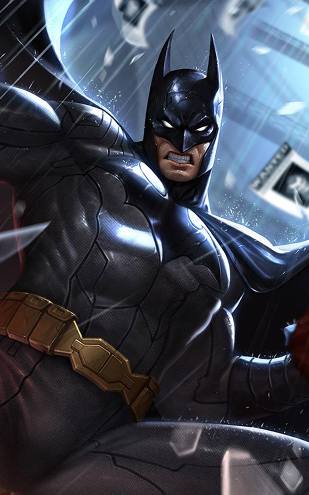 Wonderful Wallpaper Mobile Batman - Batman-Arena-of-Valor-HD-Mobile-Wallpaper  Pic_365965.jpg