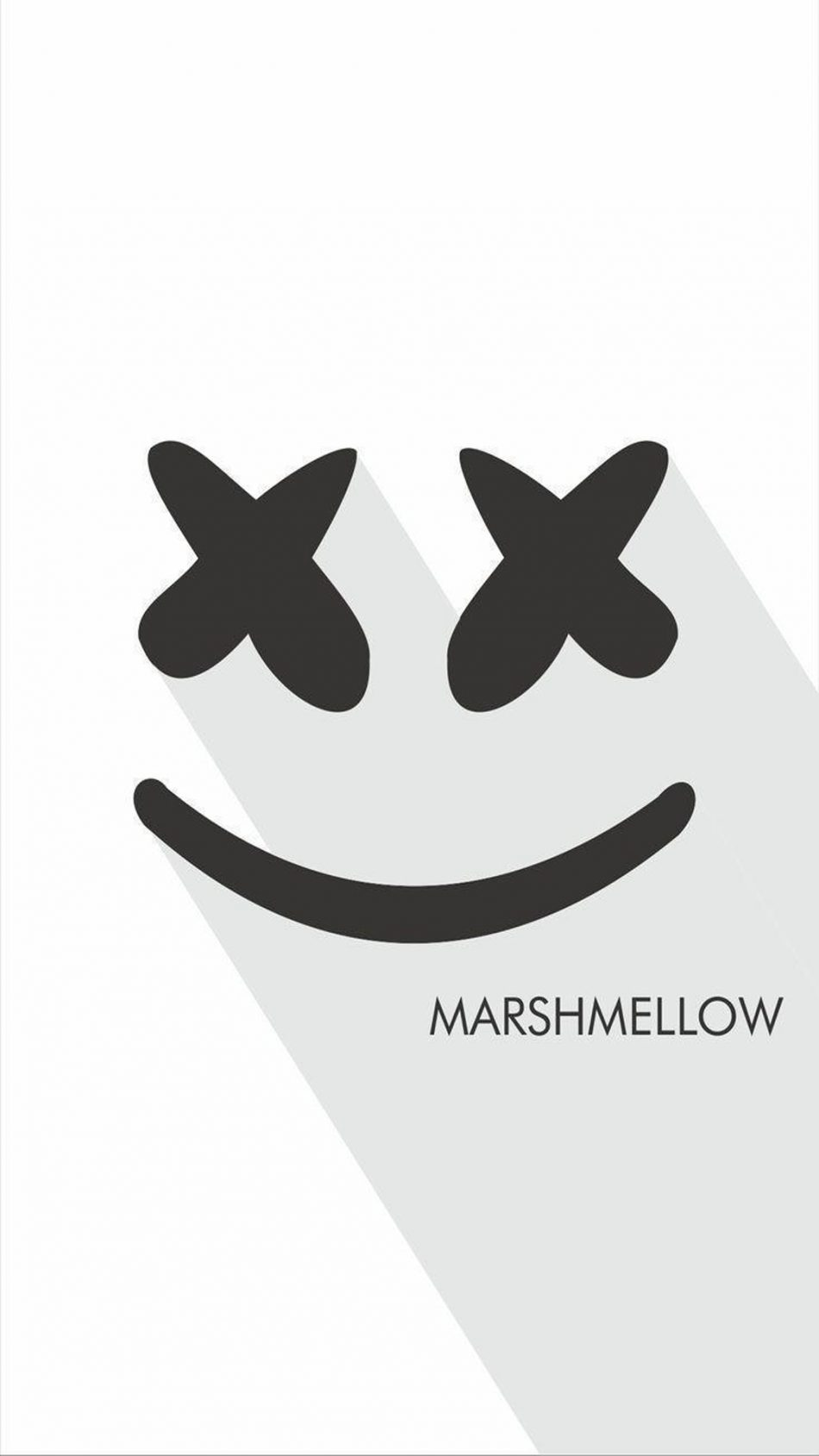 Dj Marshmello Logo Hd Mobile Wallpaper
