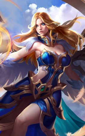 Lauriel Arena of Valor HD Mobile Wallpaper