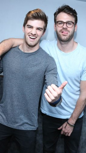 The Chainsmokers HD Mobile Wallpaper