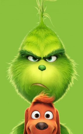 The Grinch Animation Comedy 2018 HD Mobile Wallpaper