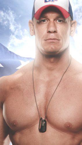 WWE Superstar John Cena HD Mobile Wallpaper