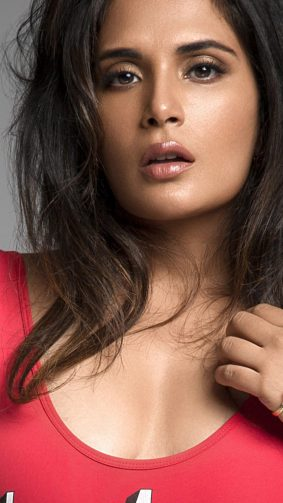 Bollywood Actress Richa Chadha HD Mobile Wallpaper