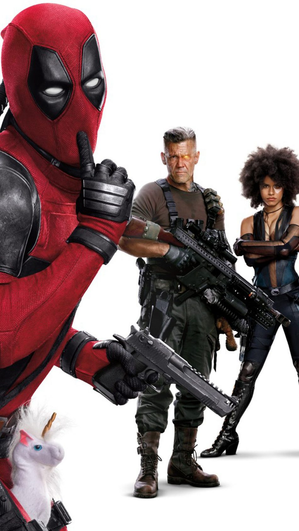 Domino Deadpool Cable In Deadpool 2 Download Free 100