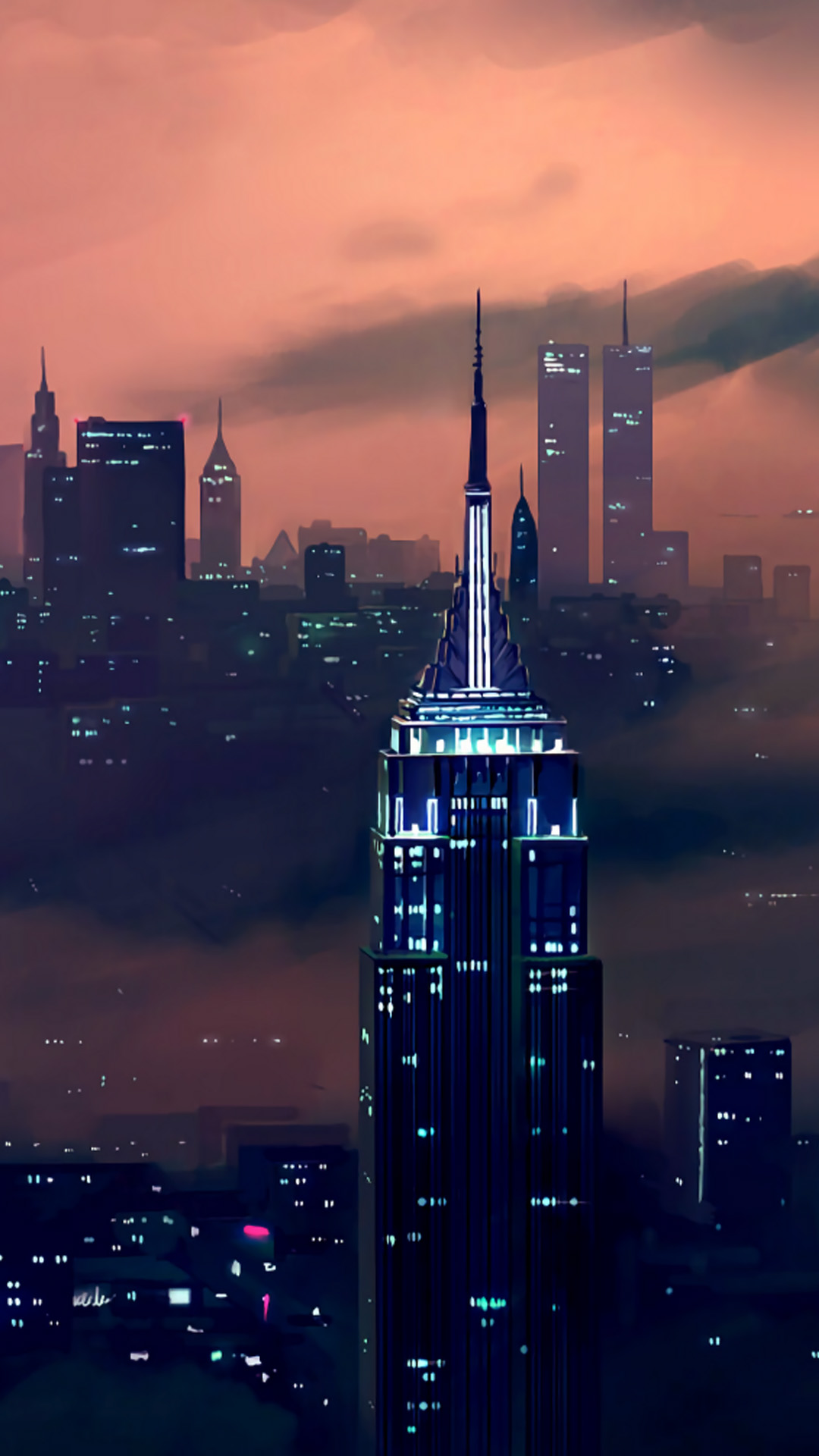Download Empire State Building New York City Free Pure 4K ...