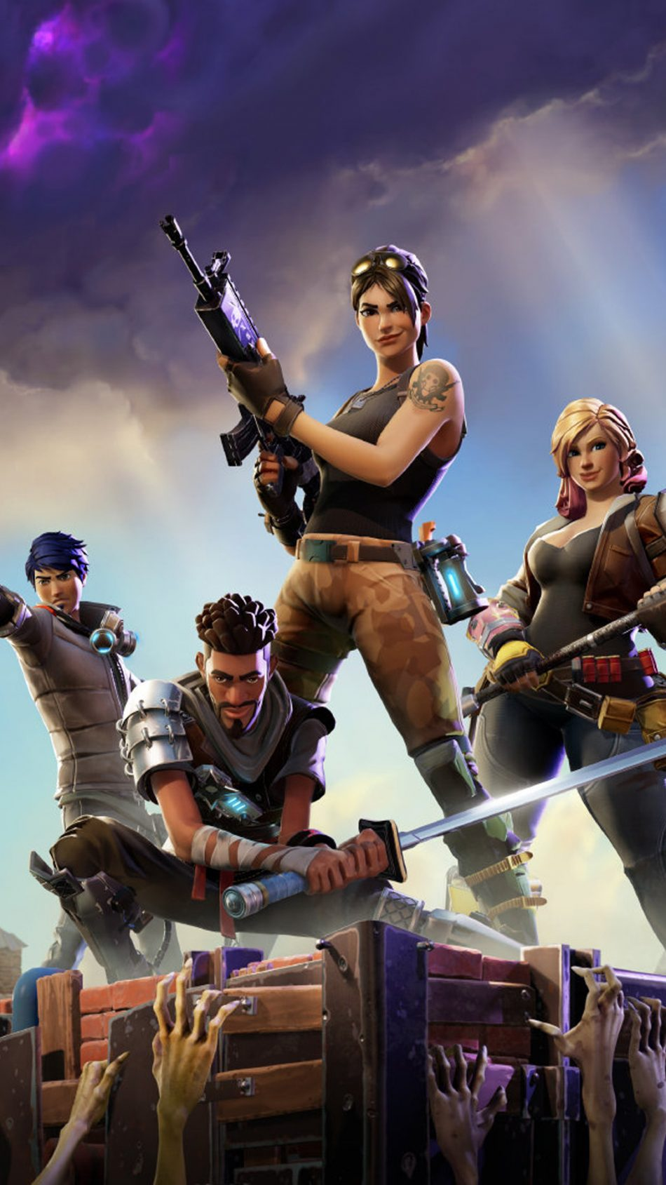 Download Fortnite Battle Royale Video Game Free Pure 4k Ultra Hd