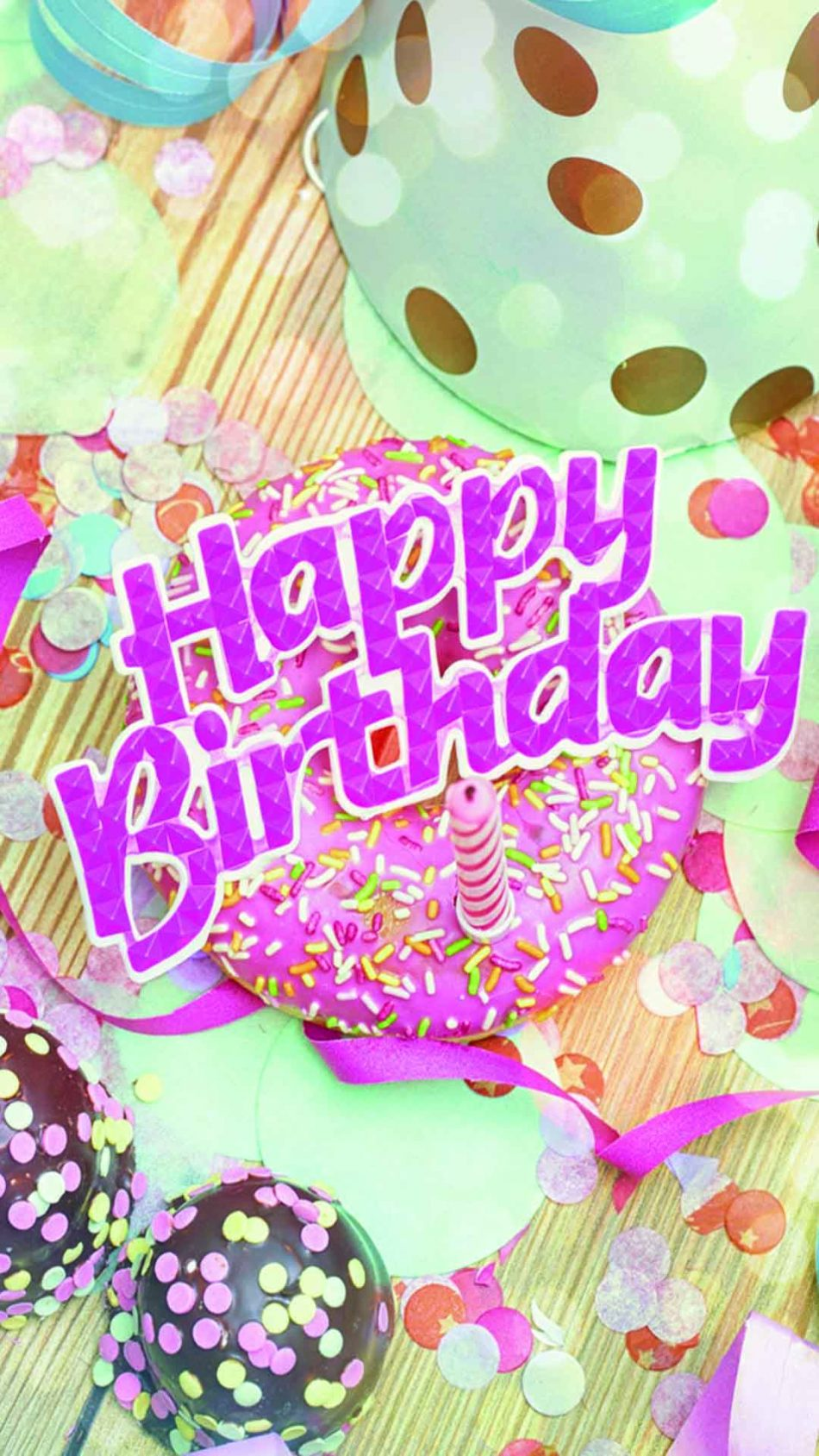 Download Happy Birthday Free Pure 4k Ultra Hd Mobile Wallpaper