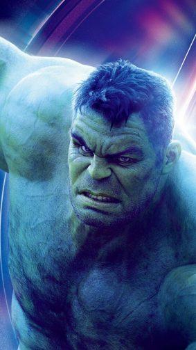 Hulk In Avengers Infinity War HD Mobile Wallpaper