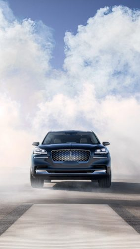 Lincoln Aviator 2019 HD Mobile Wallpaper