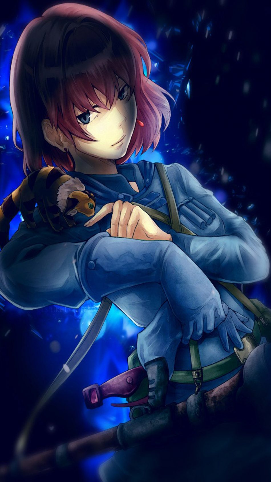 Download Naussica Anime Girl Free Pure 4k Ultra Hd Mobile