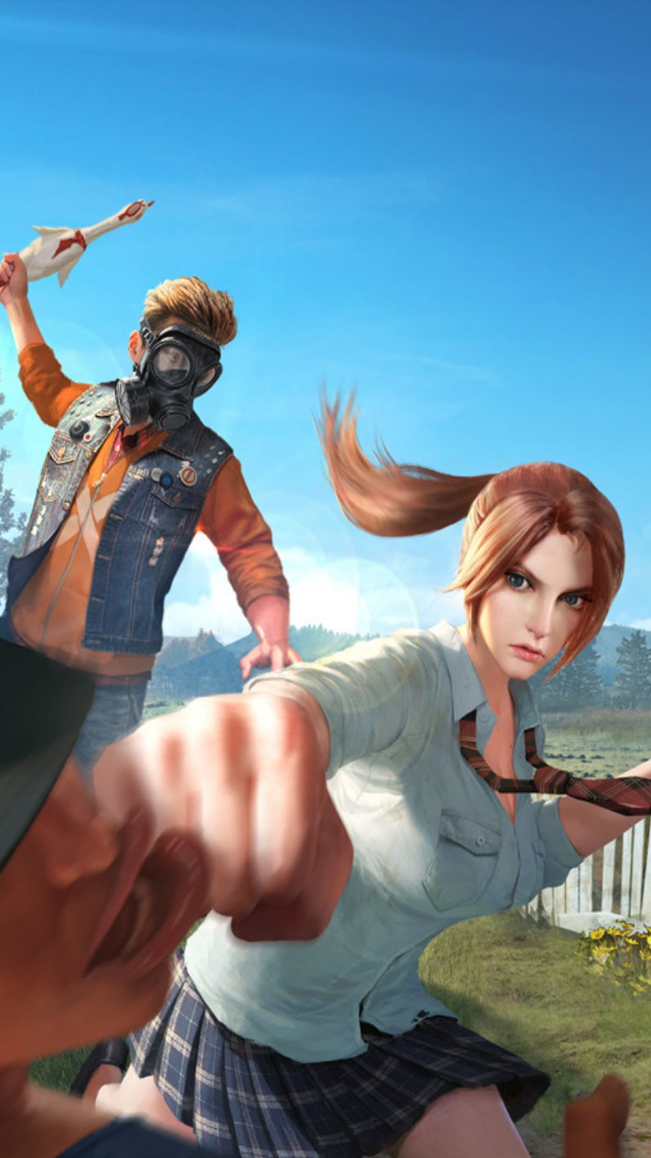Download Rules Of Survival Video Game Free Pure 4k Ultra Hd
