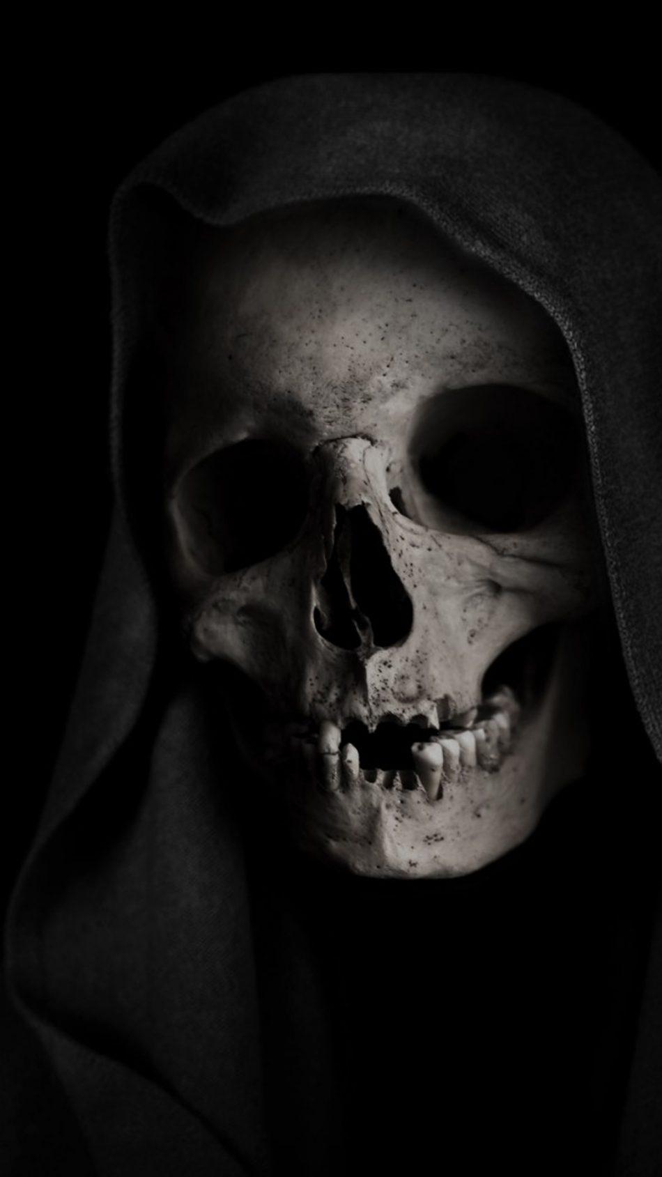 Download Scary Death Skull Grim Reaper Free Pure 4k Ultra Hd