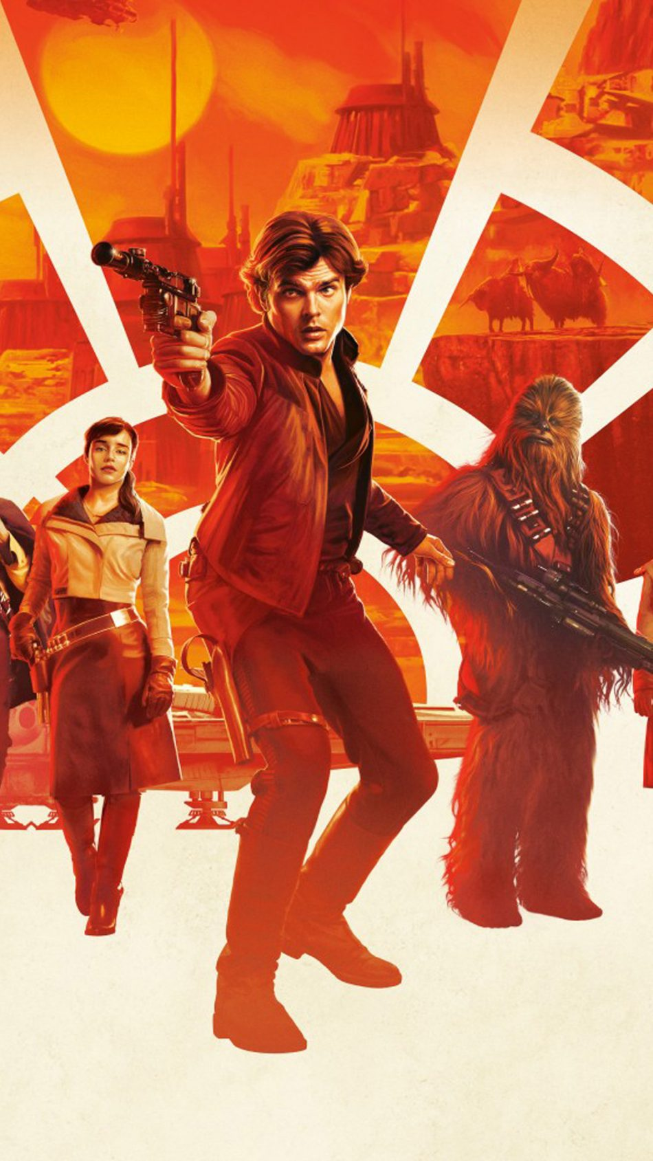 Solo A Star Wars Story Free 4k Ultra Hd Mobile Wallpaper
