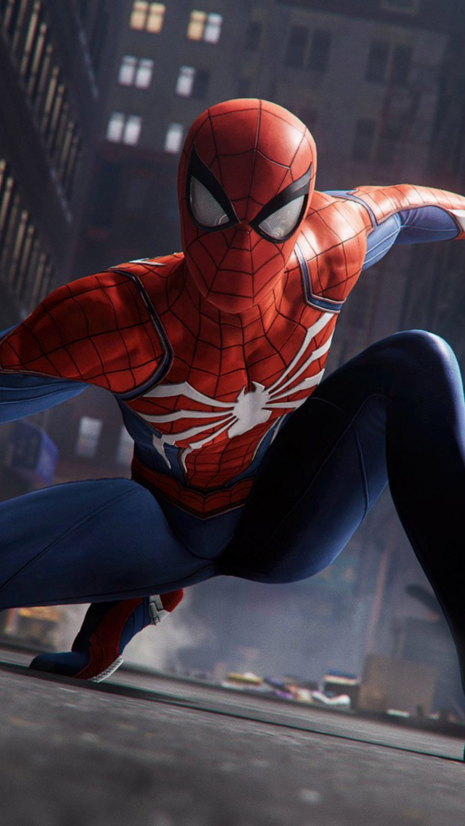 Download Spider Man Playstation 4 Game Free Pure 4k Ultra Hd Mobile