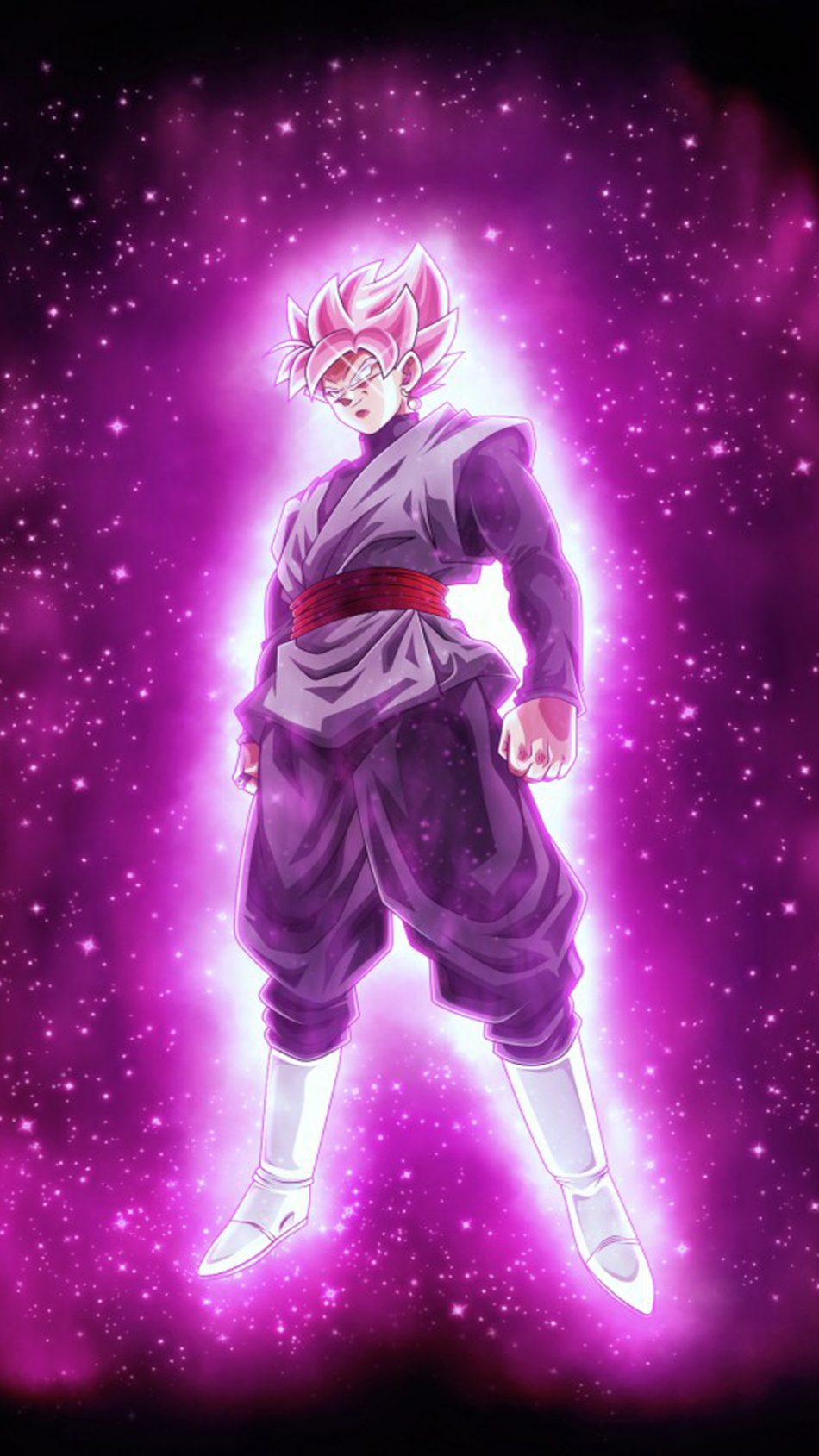 Super Saiyan Rose In Dragon Ball Super HD Mobile Wallpaper