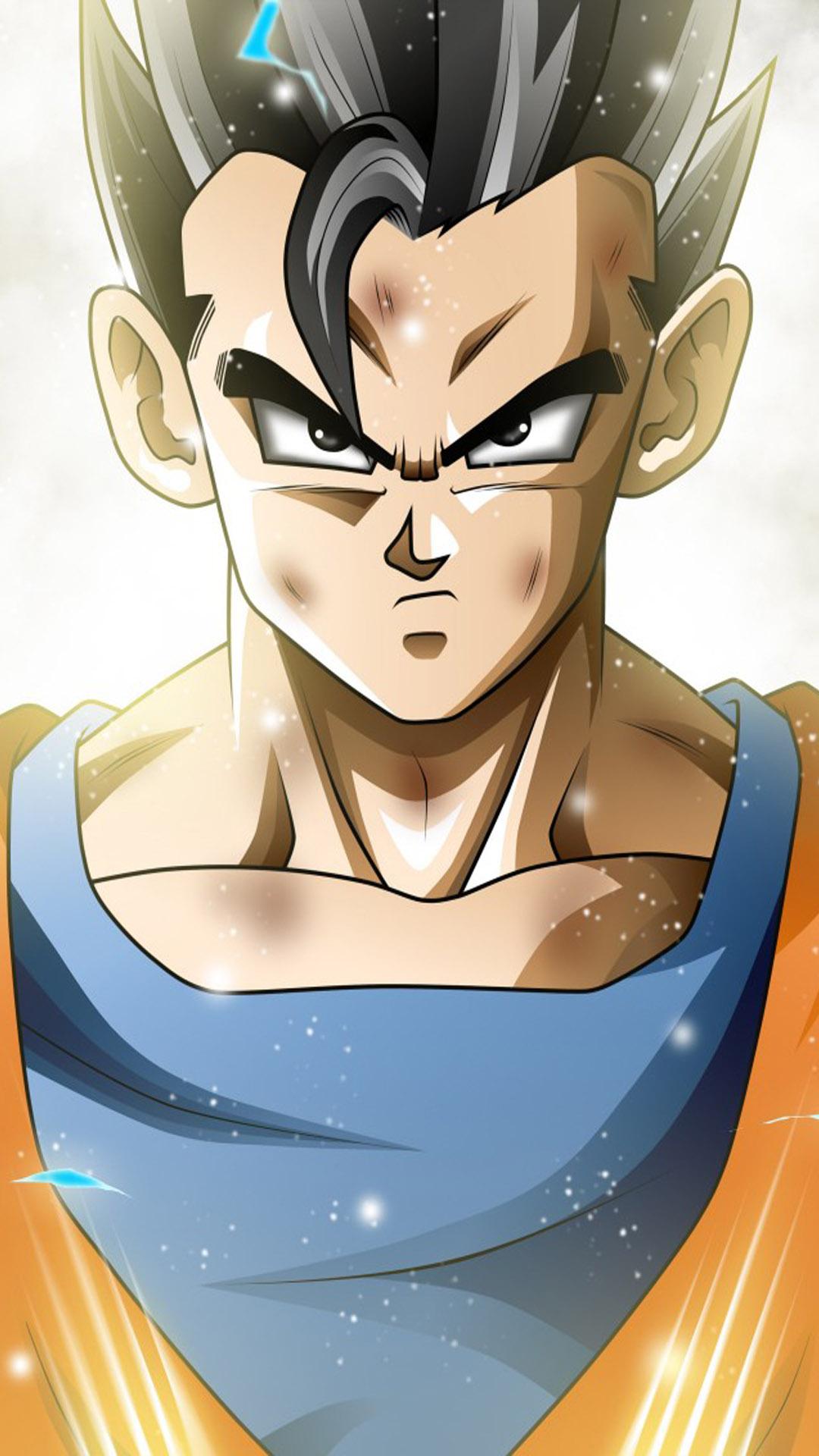 Ultimate Gohan Dragon Ball Super Free 4k Ultra Hd Mobile