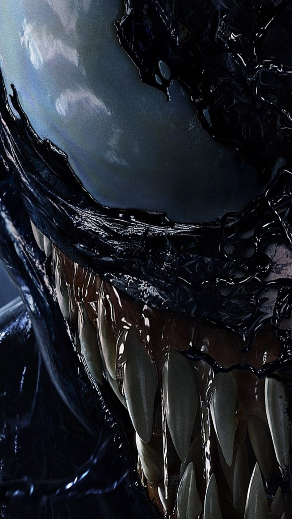 Venom Marvel Comics Movie HD Mobile Wallpaper