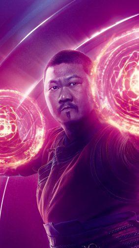Wong In Avengers Infinity War HD Mobile Wallpaper