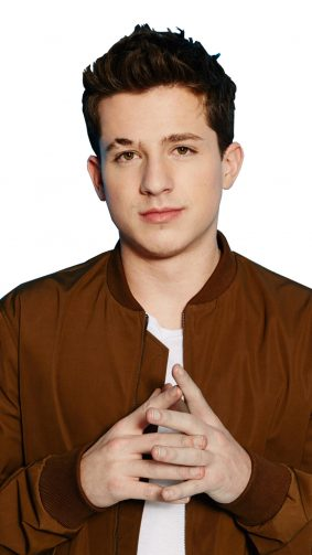 Charlie Puth Cute Photoshoot HD Mobile Wallpaper