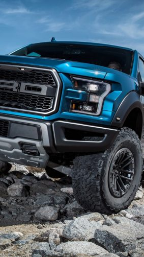 Ford F 150 Raptor HD Mobile Wallpaper