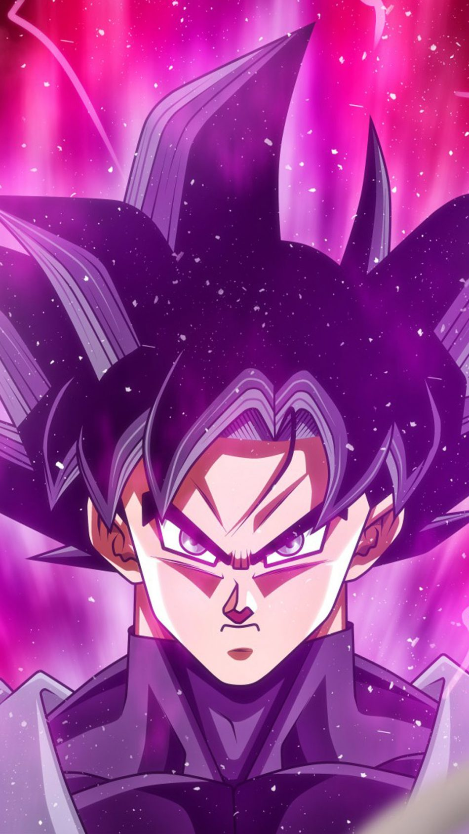 Goku Black Dragon Ball Super 4k Ultra Hd Mobile Wallpaper