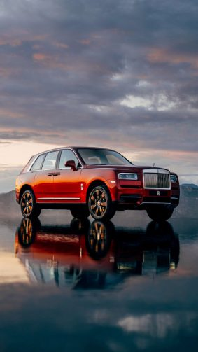 Rolls Royce Cullinan Luxury Suv HD Mobile Wallpaper