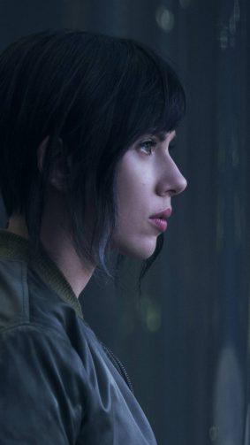 Scarlett Johansson In Ghost In The Shell HD Mobile Wallpaper