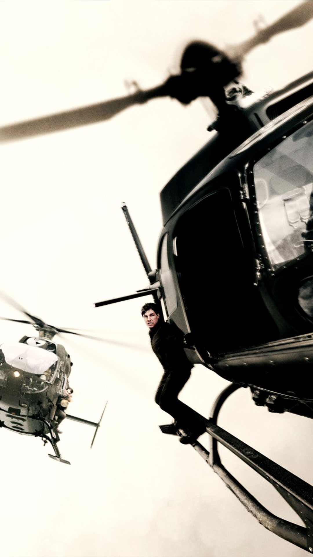 Download tom cruise chopper action in mission impossible - Mission impossible wallpaper ...