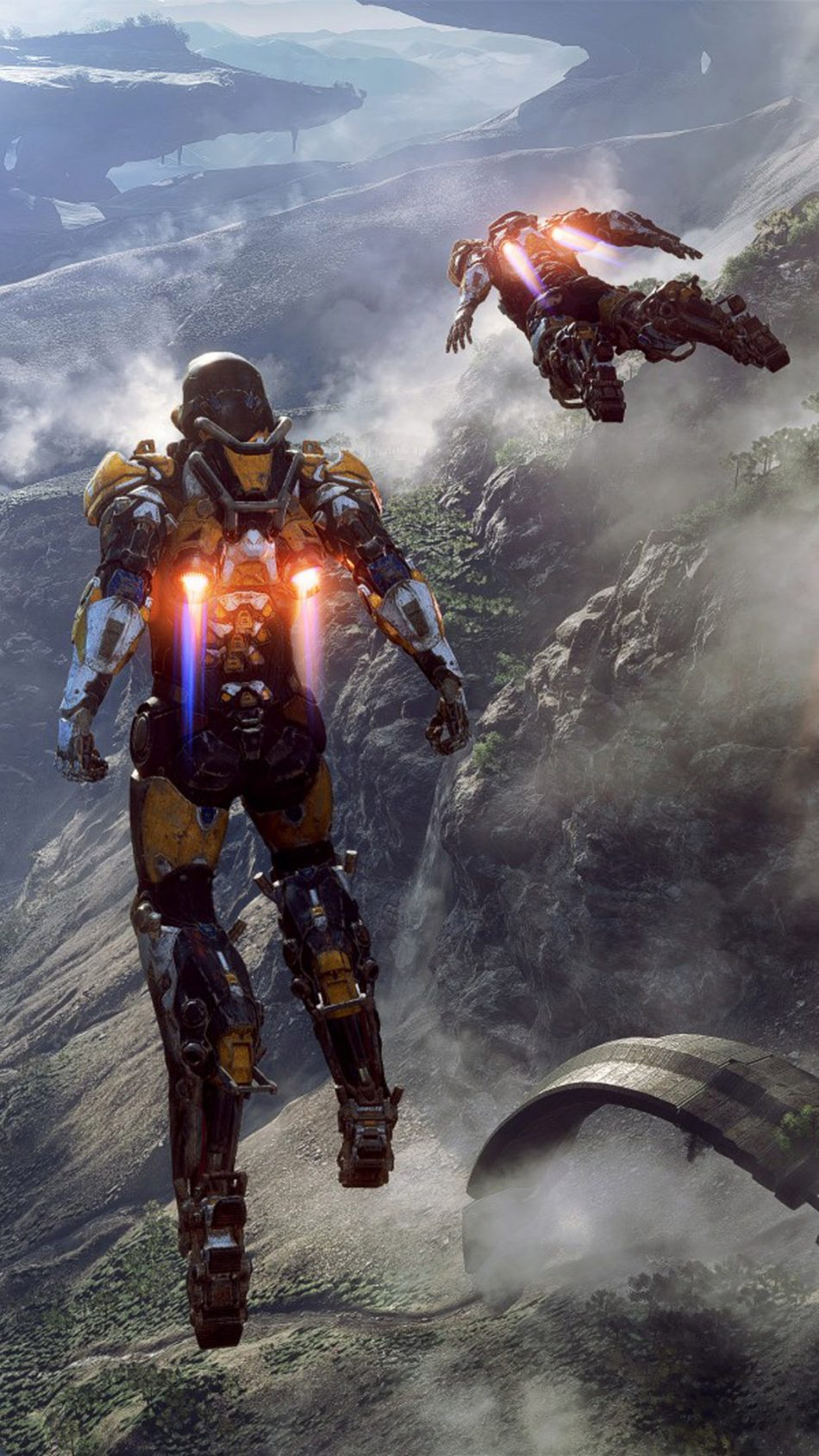 Download Anthem Game Ps4 Free Pure 4k Ultra Hd Mobile Wallpaper
