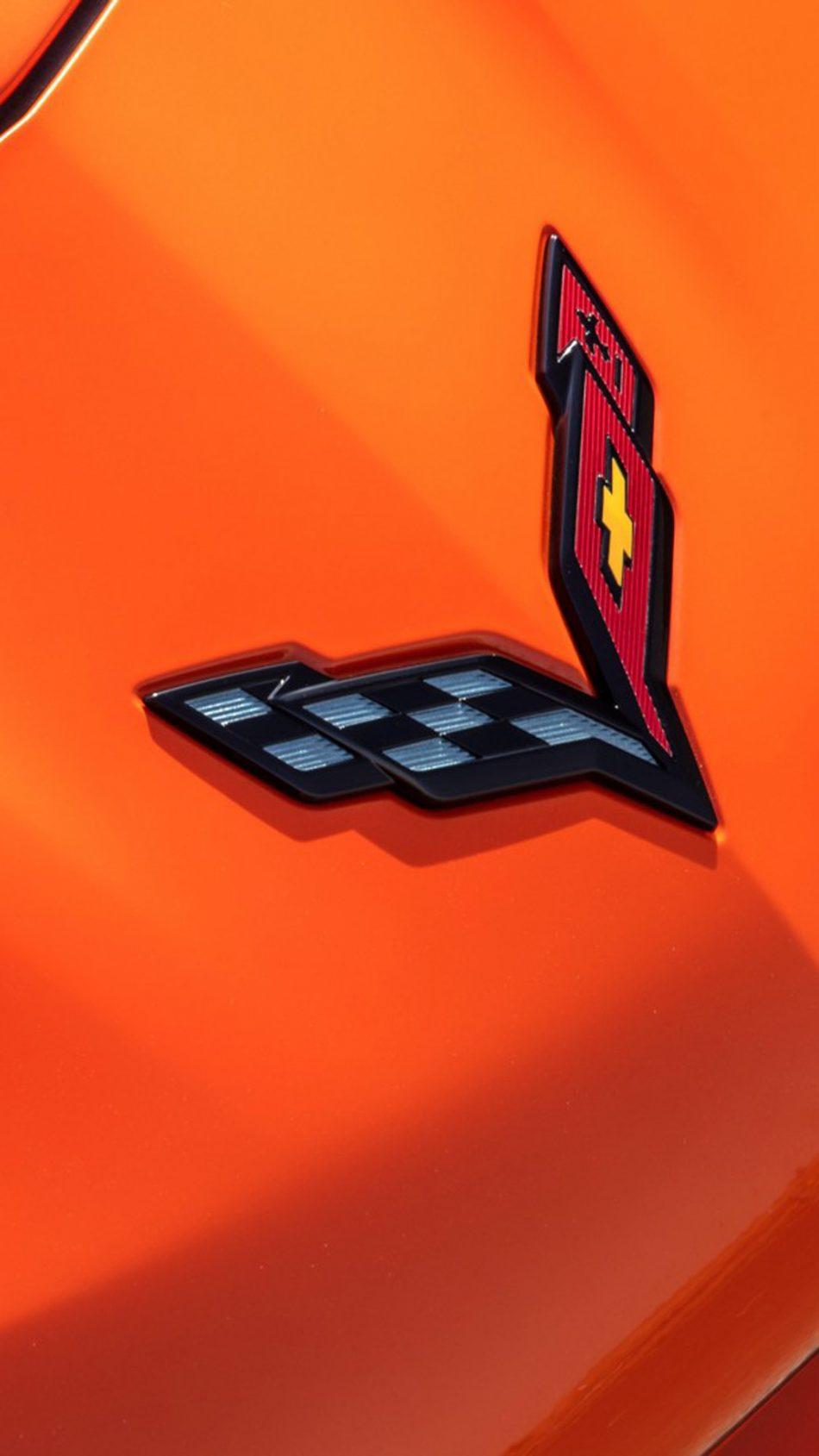 Download Chevrolet Corvette Logo Free Pure 4k Ultra Hd Mobile Wallpaper