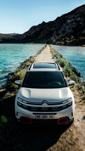Citroen C5 Aircross Compact Crossover Suv HD Mobile Wallpaper