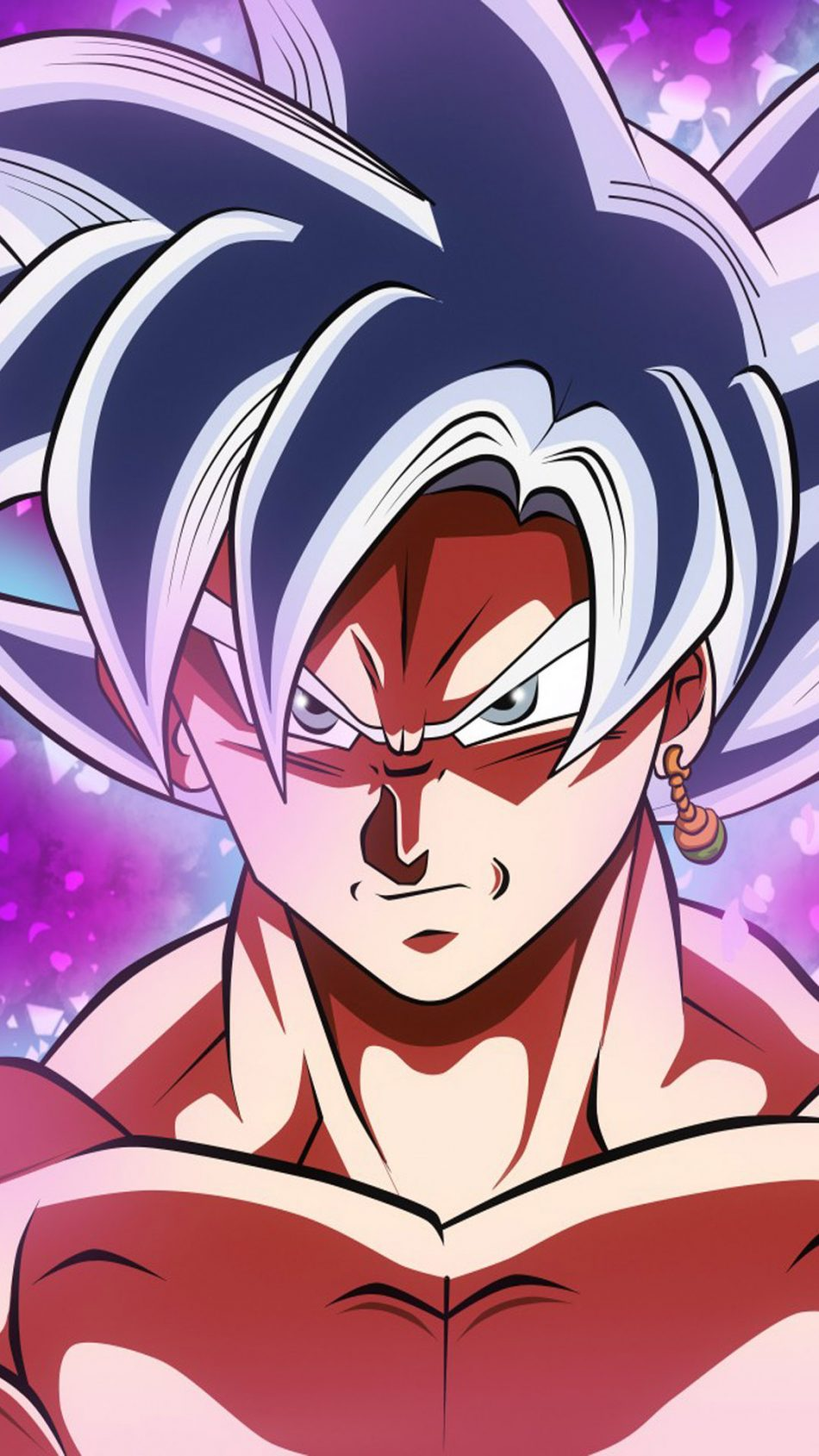 Goku Black Dragon Ball Super New 4k Ultra Hd Mobile Wallpaper