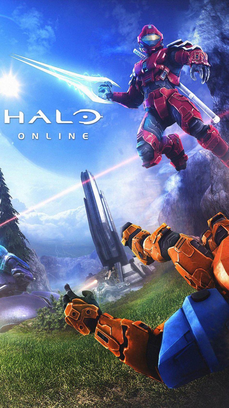 Halo Online 2018 4K Ultra HD Mobile Wallpaper