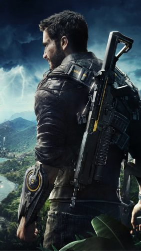 Just Cause 4 E3 2018 HD Mobile Wallpaper