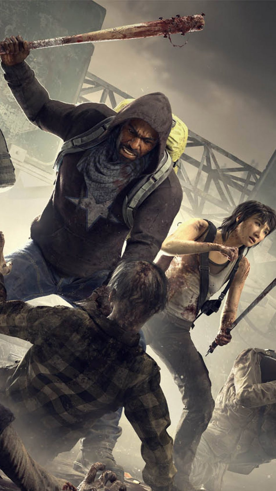 Download Overkill S The Walking Dead Free Pure 4k Ultra Hd Mobile