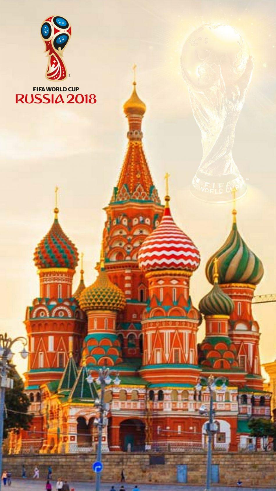 Russia FIFA World Cup 2018 HD Mobile Wallpaper