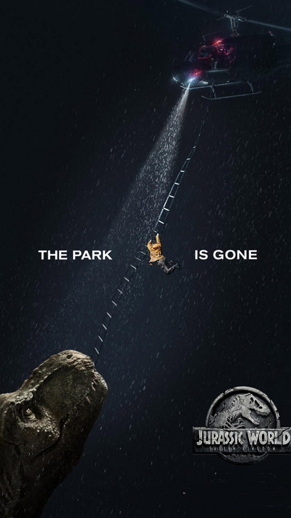 download the park is gone jurassic world fallen kingdom