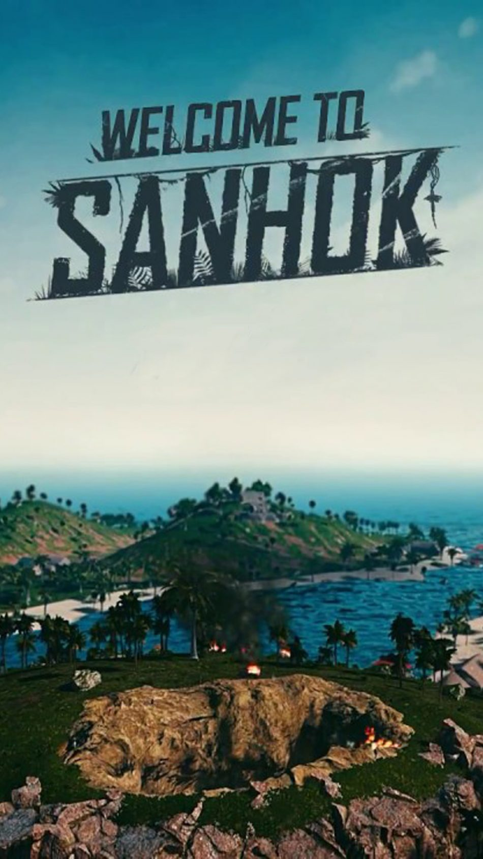 Download Welcome To Sanhok Playerunknown S Battlegrounds Pubg Free