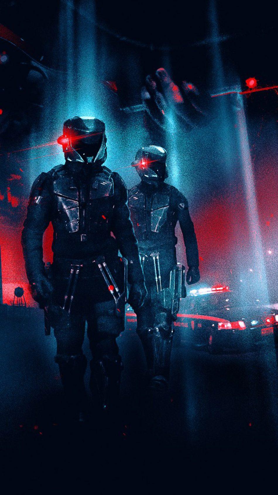 Kin Action Sci-fi 2018 HD Mobile Wallpaper